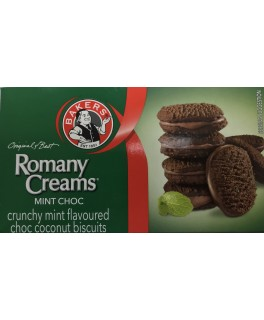 Bakers Romany Creams Mint Choc